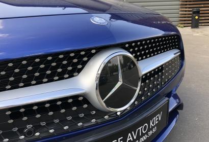 Продажа кабриолета Mercedes SL 450 AMG '2017 в Киеве