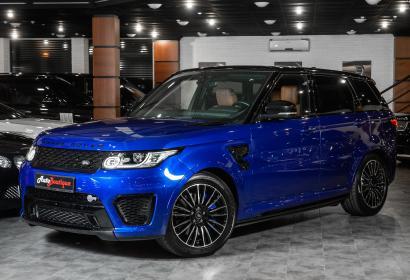 Продажа Land Rover Range Rover Sport