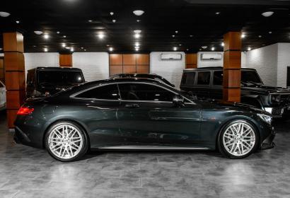Продажа купе Mercedes S63 Coupe AMG Brabus 850 '2016 в Одессе