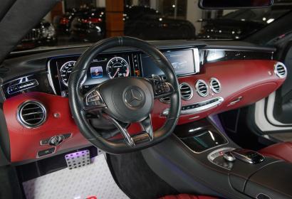 Продажа купе Mercedes S63 AMG BRABUS 850 Edition 1 '2016 в Одессе