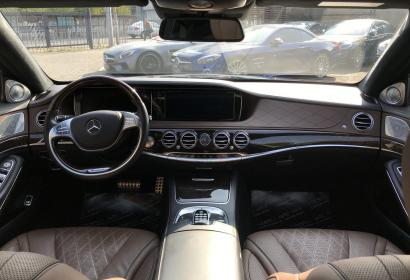 Продажа Mercedes S 500 4Matic Long S63 AMG style '2014 в Киеве