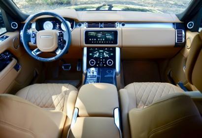 Продажа нового Land Rover Range Rover Long SV '2019 в Киеве