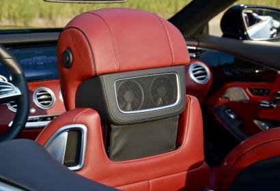 Продажа кабриолета Mercedes S63 AMG Coupe 4Matic '2017 в Киеве