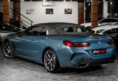 Продажа новой BMW 8 series M850i xDrive кабриолет '2018 в Одессе