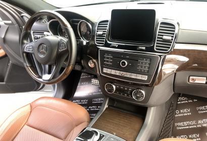 Продажа Мерседес GLE Coupe 350d АМГ '2016 в Киеве