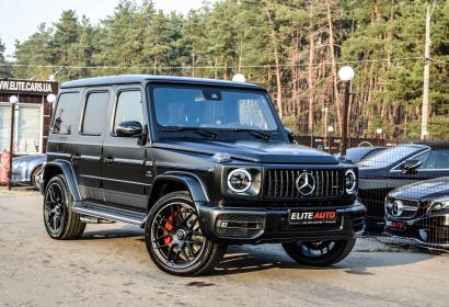 Продажа нового Mercedes G 63 AMG 2020 в Киеве