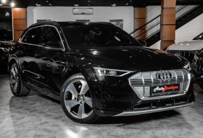 Продажа Audi e-tron