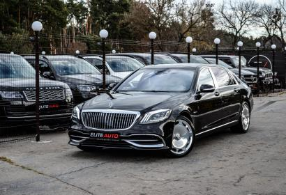 Продажа Mercedes-Benz S-class 560 Maybach '2015 в Киеве