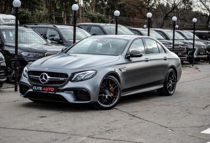 Продажа заряженной версии Mercedes E 63 s AMG '2019 в Киеве
