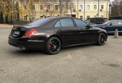 Продажа Mercedes-Benz S 500 S63 style ABC '2014 в Киеве