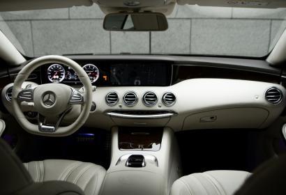 Продажа Mercedes S63 AMG 4Matic Coupe '2015 в Киеве