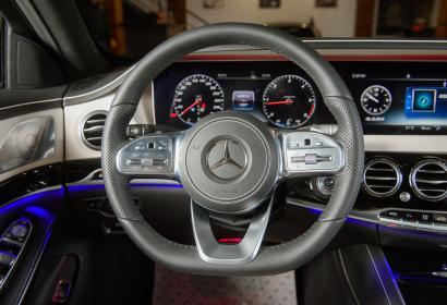 Продажа Mercedes-Benz S 400d 4Matic '2019 в Одессе