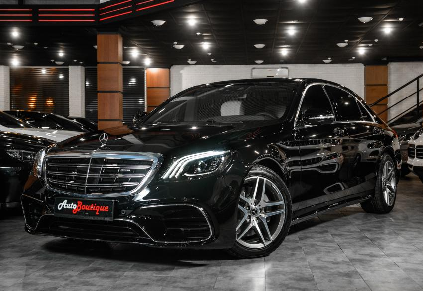 Продажа Mercedes-Benz S 400d 4Matic '2019 в Одессе