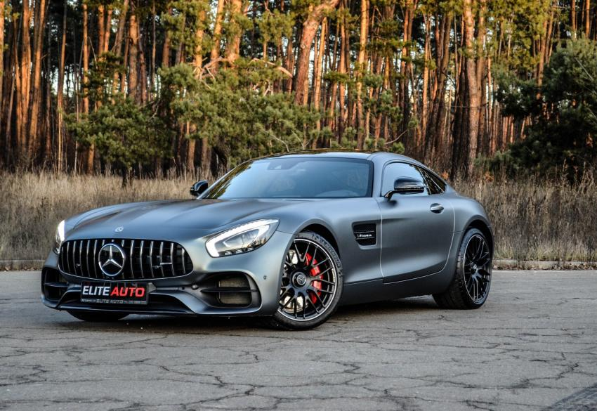 Продажа спорткара Mercedes-Benz AMG GTs '2016 в Киеве