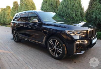 Аренда BMW X7
