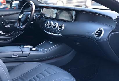 Продажа Mercedes S 500 coupe 4Matic AMG '2014 в Киеве