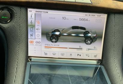 Продажа гибридный седан Fisker Karma '2012 в Киеве