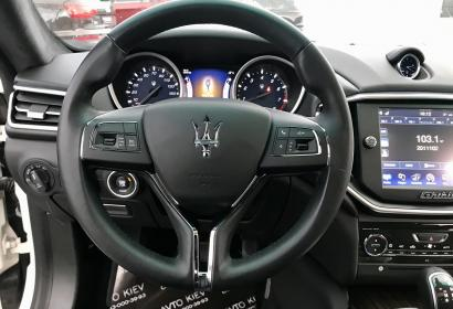 Продажа спорт-седана Maserati Ghibli S Q4 '2014 в Киеве