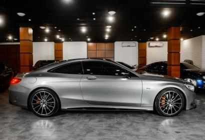 Продажа купе Mercedes S coupe 500 AMG 4matic '2015 в Одессе