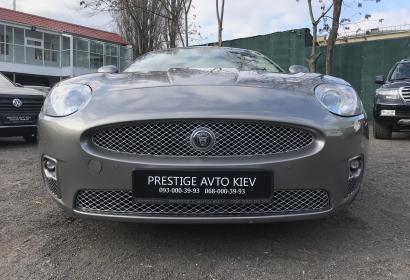 Продажа кабриолета Jaguar XKR Supercharged Convertible '2009 в Киеве