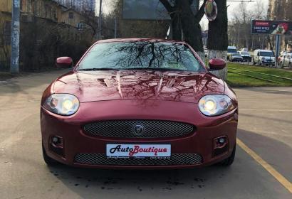 Продажа спорткара Jaguar XKR Supercharged '2007 в Одессе