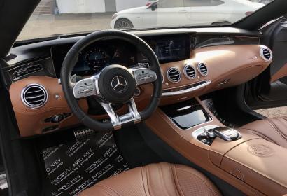 Продажа купе Mercedes S-coupe 63 AMG 4matic '2018 в Киеве