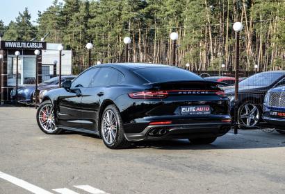 Продажа Porsche Panamera Turbo II'2017 в Киеве