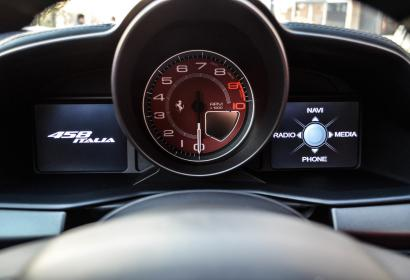 Продажа суперкара Ferrari 458 Italia '2014 в Киеве