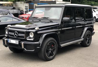 Продажа Mercedes-Benz G-class