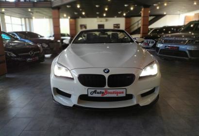 Продажа кабриолета BMW 640 (F12) M6 Styling '2012 в Одессе