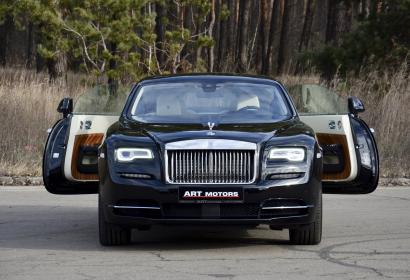 Продажа Rolls-Royce Wraith