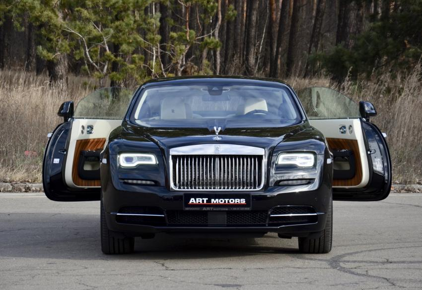 Продажа нового купе Rolls-Royce Wraith '2020 в Киеве