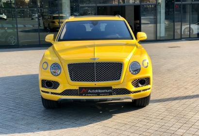 Продажа Bentley Bentayga W12 Mulliner '2017 в Киеве
