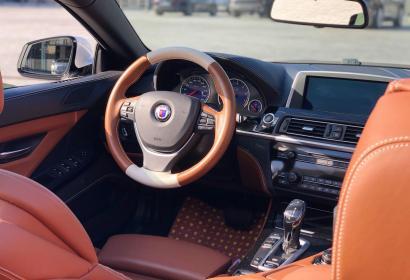 Продажа спортивной BMW Alpina B6 Cabrio '2013 в Киеве