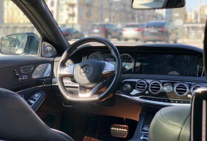 Продажа Mercedes S63 AMG 4Matic Long '2016 в Киеве