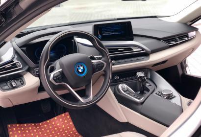 Продажа гибридного спорткара BMW i8 '2015 в Киеве