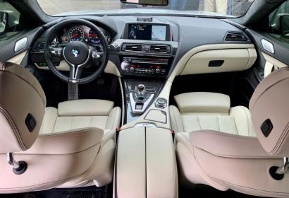 Продажа спортивной BMW M6 Gran Coupe '2014 в Киеве