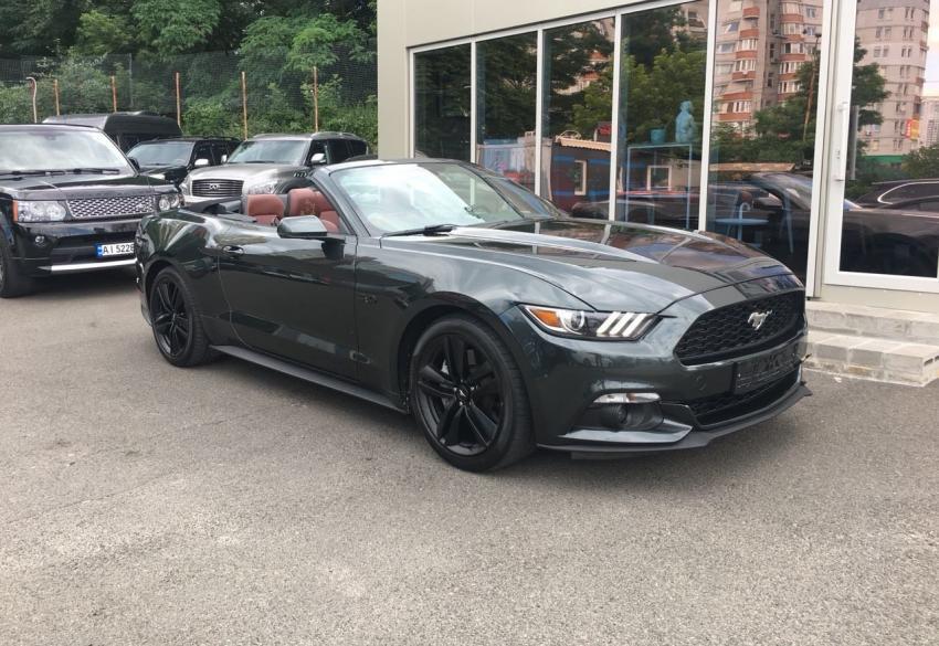 Продажа кабриолета Ford Mustang GT 5.0 style '2015 в Киеве
