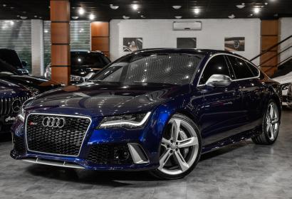 Продажа Audi RS7