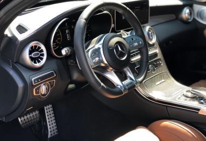 Продажа заряженного Mercedes C 63 s AMG Stage 1 ' 2019 в Киеве