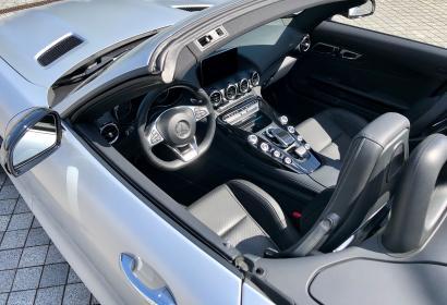 Продажа кабриолета Mercedes AMG GT C Roadster '2018 в Киеве