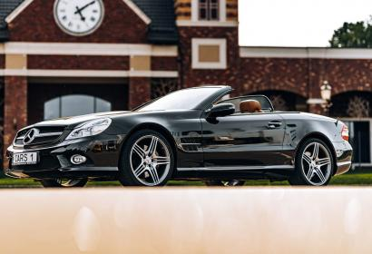 Аренда Mercedes-Benz SL-class