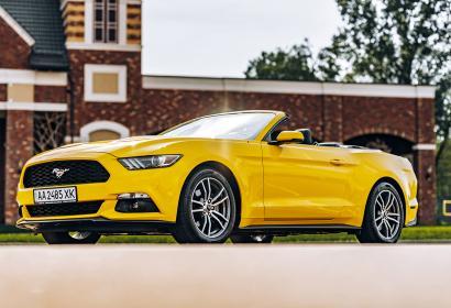Аренда Ford Mustang