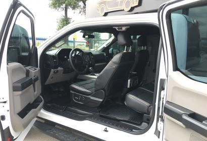 Прокат внедорожника Ford F150 Raptor в Киеве