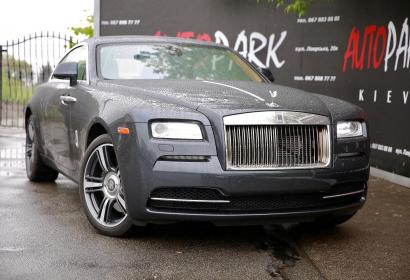 Продажа люксового купе Rolls-Royce Wraith '2015 в Киеве