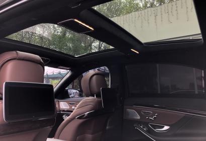 Продажа Mercedes-Benz S-Class 560 4matic AMG '2018 в Киеве