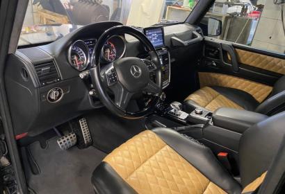 Продажа Mercedes-Benz G class 63 AMG '2013 в Киеве