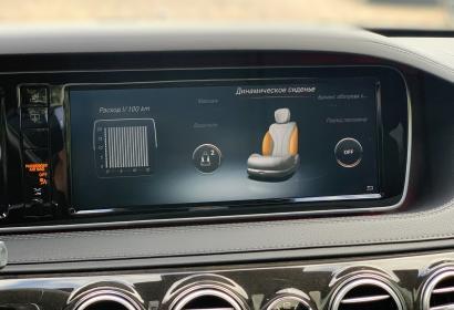 Продажа Mercedes S-class 350 AMG 4Matic '2017 в Киеве
