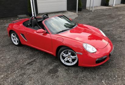 Продажа Porsche Boxster