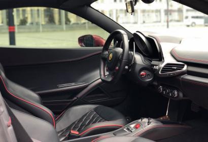 Продажа суперкара Ferrari 458 Italia '2012 в Киеве